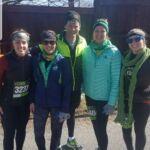 Roman Runners Shamrock Team 2020